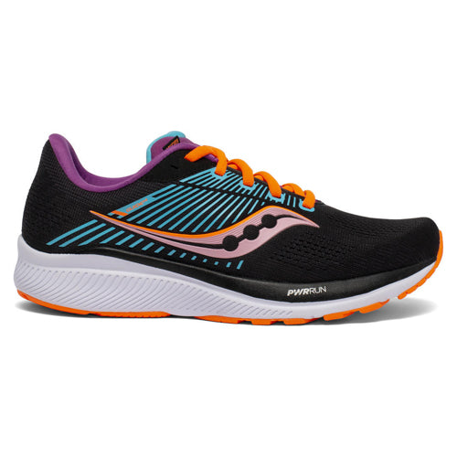 Saucony Ladies Running Shoe - Guide - Black