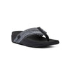 FitFlops Sandals  - Surfa - Black Toe Post