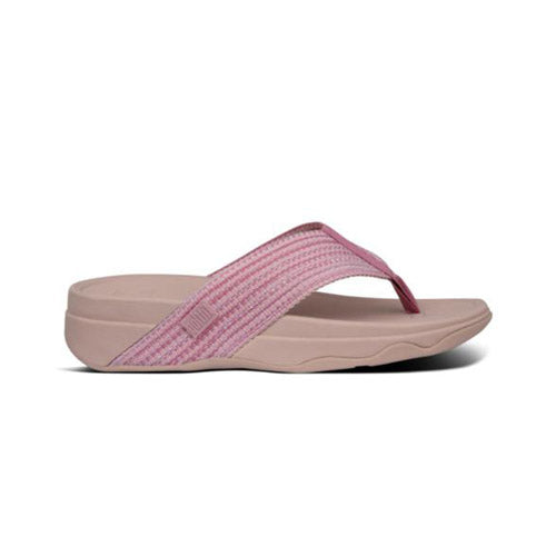 FitFlop Mules - Surfa - Pink Toe Post