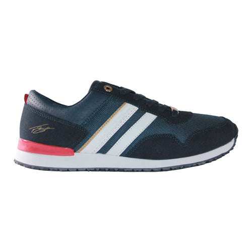 Tommy Bowe Trainers - Templeton - Navy