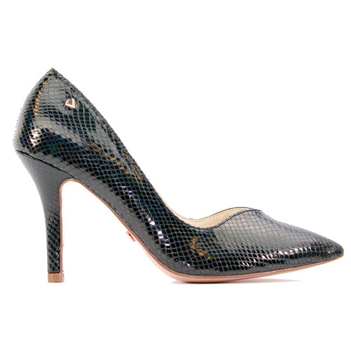 Una Healy Dressy Heels - Take It Easy - Black