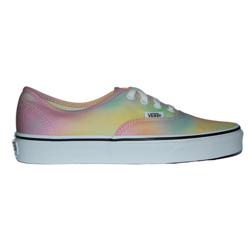 Vans Laced Trainer - Authentic Aura - Multi