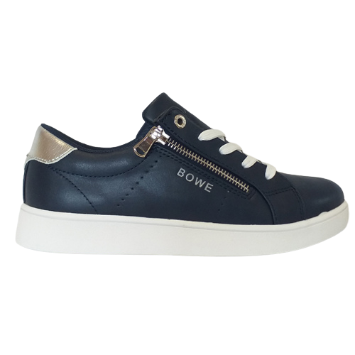 Tommy Bowe Ladies Trainers - Spence - Navy