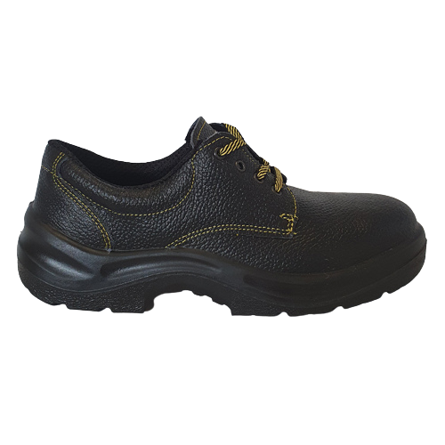 Unisafe Safety Shoe - Milano - Black