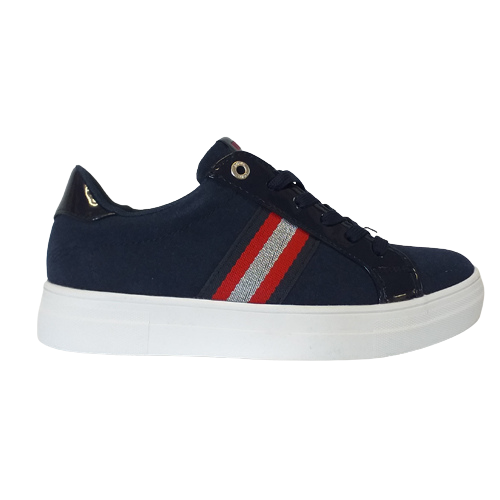 Tommy Bowe Ladies Trainers - Fitzhenry - Navy