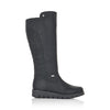 Rieker Tex Knee Boots - X2390  - Black