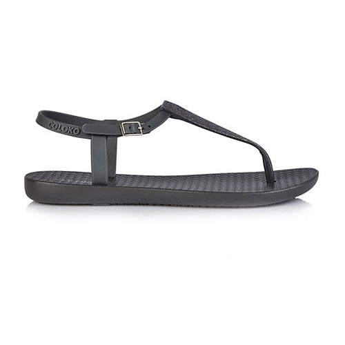 Coloko Sandals - Amaryllis - Pewter