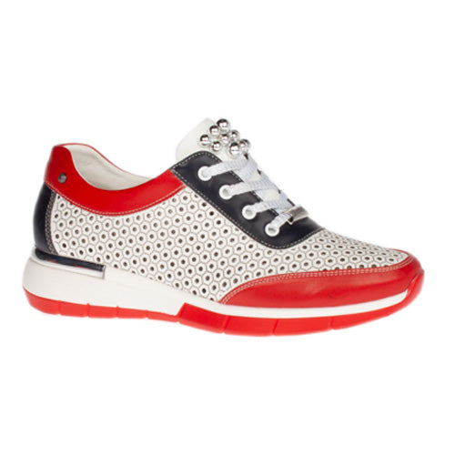 Zanni Ladies Trainer - Arluad - Red