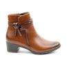 Heavenly Feet Ankle Boots - Annie - Tan