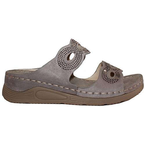 Redz  Wedge Sliders - B1 - Grey