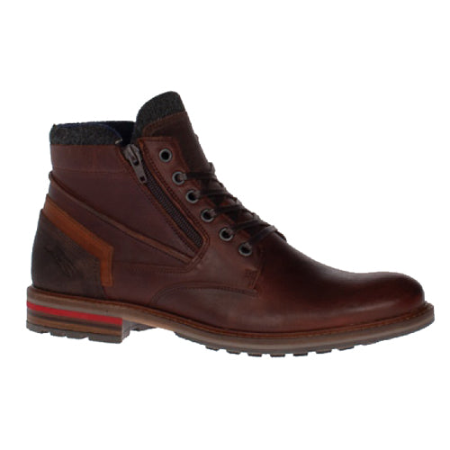 Tommy Bowe Laced Boots - Baird  - Brown
