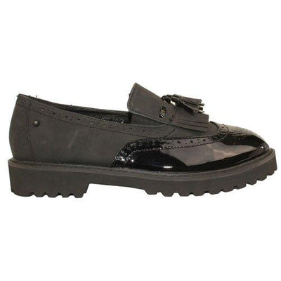 Zanni Loafers  - Basra - Black