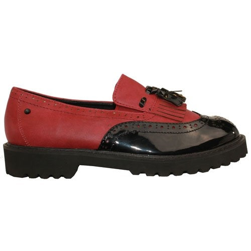 Zanni Loafers - Basra - Burgundy