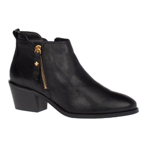 Amy Huberman Ankle Boots - Bridget Jones Diary - Black