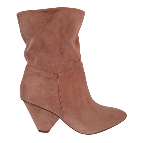 Sprox Ankle Boot- C8835 - Nude