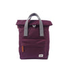Roka Backpack - Canfield Zip - Plum