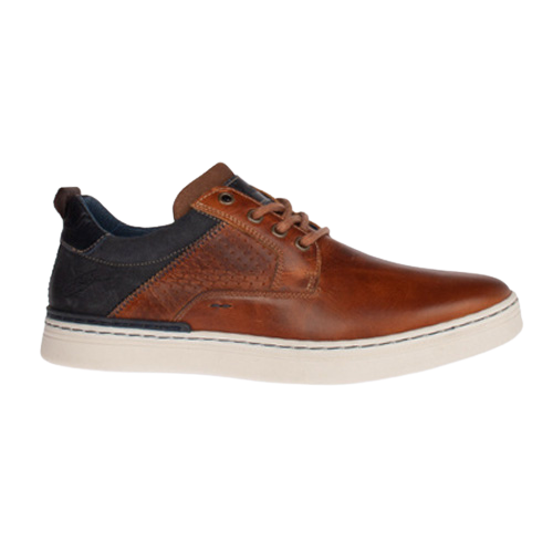 Tommy Bowe Mens Retro Trainer - Carberry - Tan