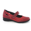Suave Walking Shoe - Carol - Red