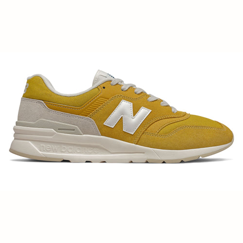 New Balance Mens Trainers - CM997HBR - Mustard