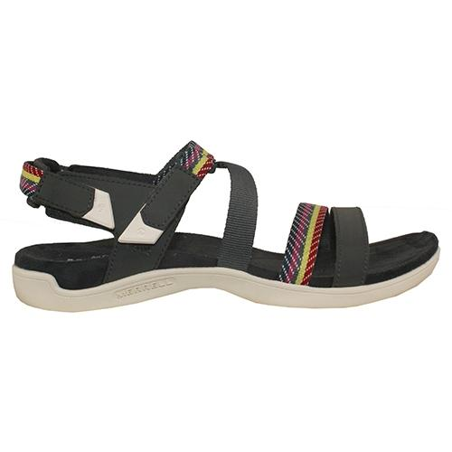 Merrell Sandals  - District Mendi  -  Black