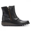 Fly London Ankle Boots - Mon - Black