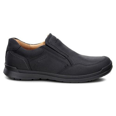 Ecco Mans Slip on Shoe - 524524 - Black