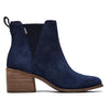 Toms Ankle Boots - Esme - Navy