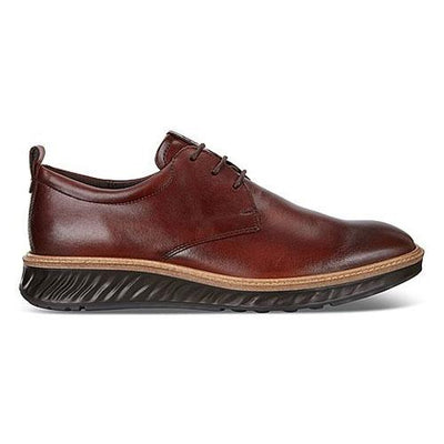 Ecco Laced Shoes - 836404 - Tan