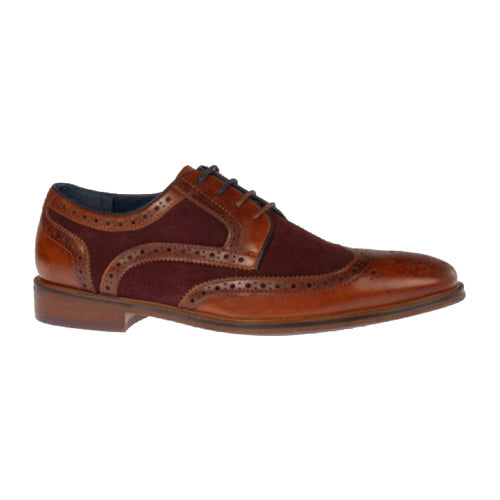 Tommy Bowe Brogues - Flaminio - Tan