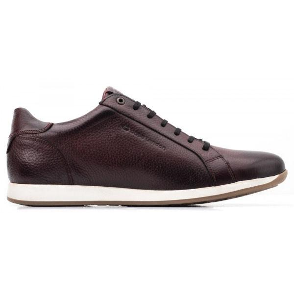 Base London Trainers - Flare - Burgundy