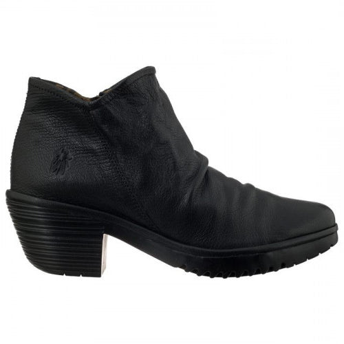 Fly London Ankle Boots - Wezo - Black