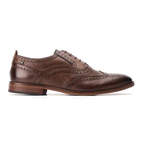 Base London Brogues  - Focus - Brown