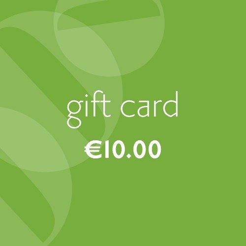 Gift Card - €10.00