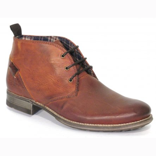 Tommy Bowe Laced Boot - Gilroy - Brown