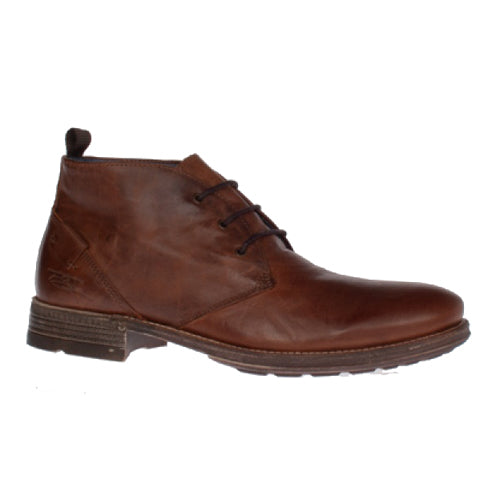 Tommy Bowe Laced Boots - Gilroy - Brown