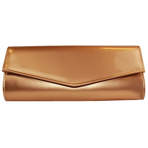Dr Bear Clutch Bag - 90855 - Gold