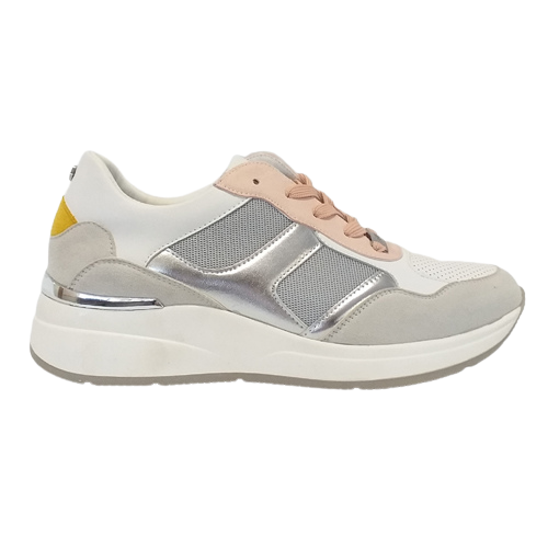 Tommy Bowe Ladies Trainers - Hale - Grey