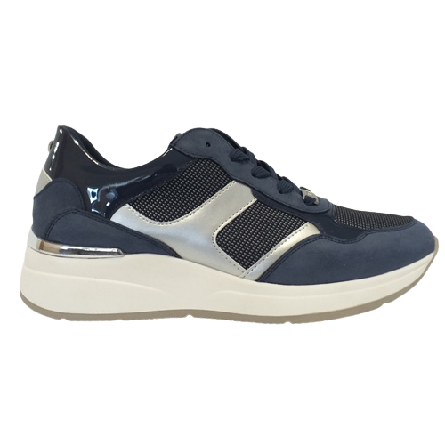 Tommy Bowe Ladies Trainers - Hale - Navy