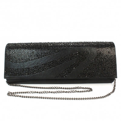 Lunar Handbag - Hally - Black