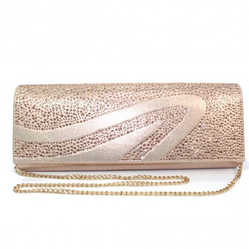 Lunar Handbag - Hally - Gold