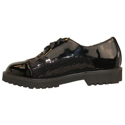 Zanni Brogues - Hawally - Black