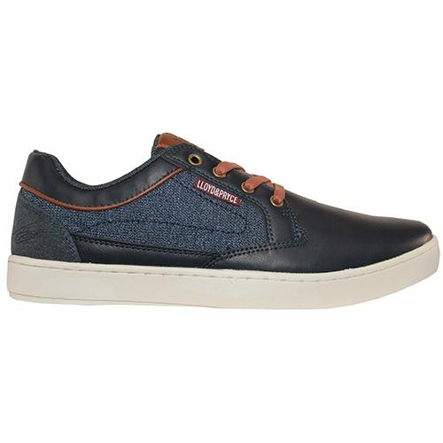Tommy  Bowe Smart Casual Trainers  - Henderson - Navy