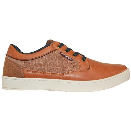 Tommy Bowe Smart Casual Trainers -  Henderson - Tan