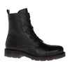 Amy Huberman Ankle Boots - Her - Black Biker Boot