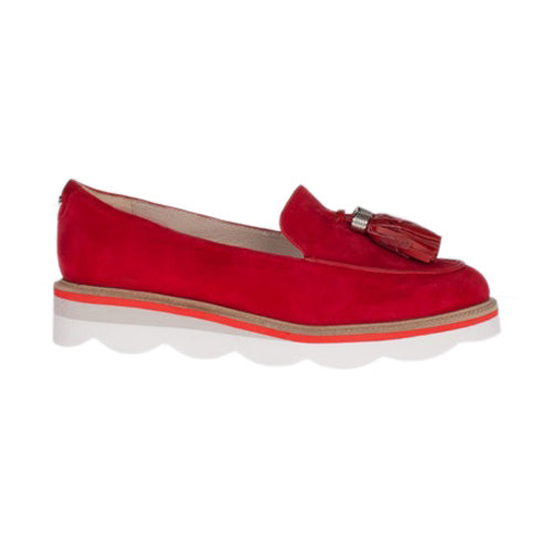 Amy Huberman Loafers - Honeymoon - Orange