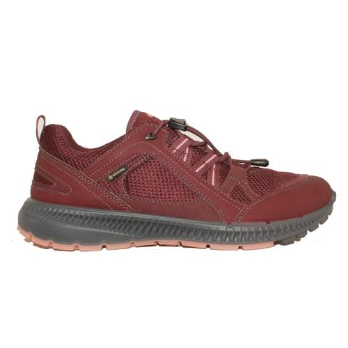 Ecco  Walking Shoes - 843033 - Burgundy