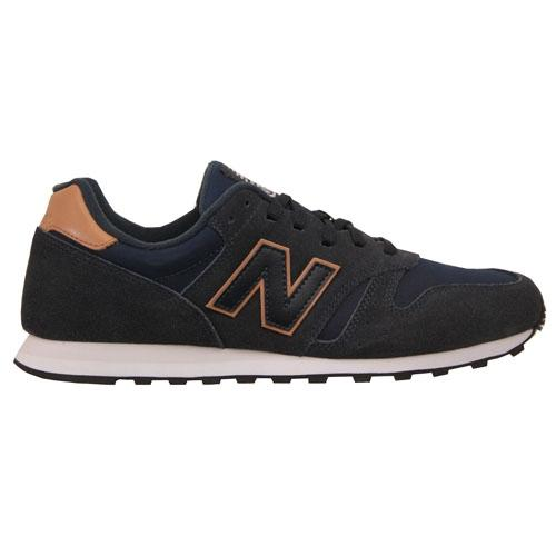 New Balance  Trainers - ML373Q3 - Navy/Tan