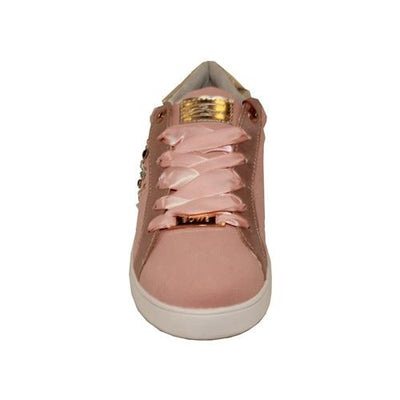Tommy Bowe Ladies Trainers - Higgins - Pink
