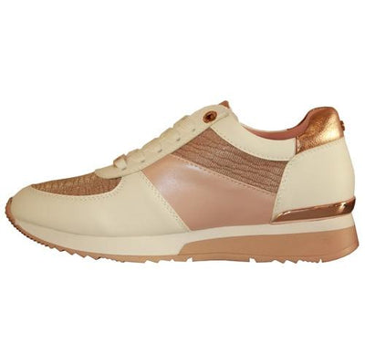 Tommy Bowe Ladies Trainers - Magner - Pink