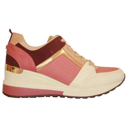 Tommy Bowe Ladies Trainers - Considine - Red
